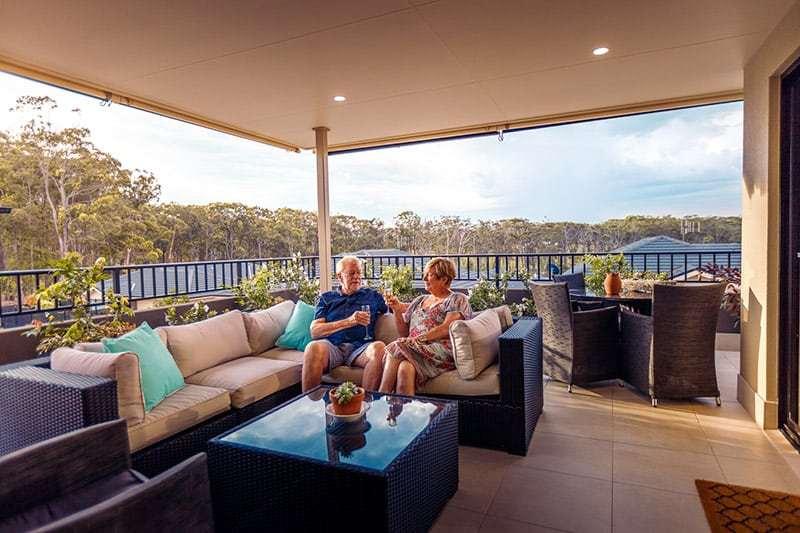 Halliday Shore retirement living
