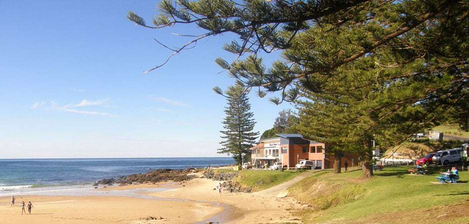 over 55s beachside retirement village