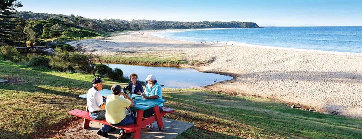 Halliday Shores Retirement Central Coast