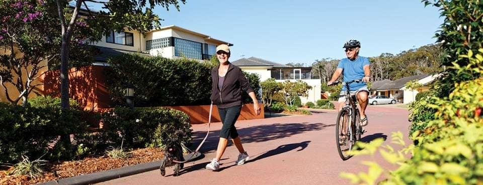 Halliday Shores Retirement Central Coast