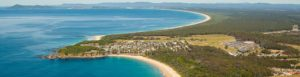 Over 55s coastal retirement village