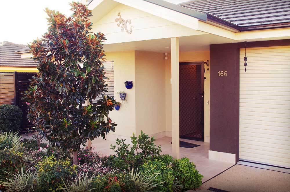Retirement Villa Entrance 116 Mid North Coast