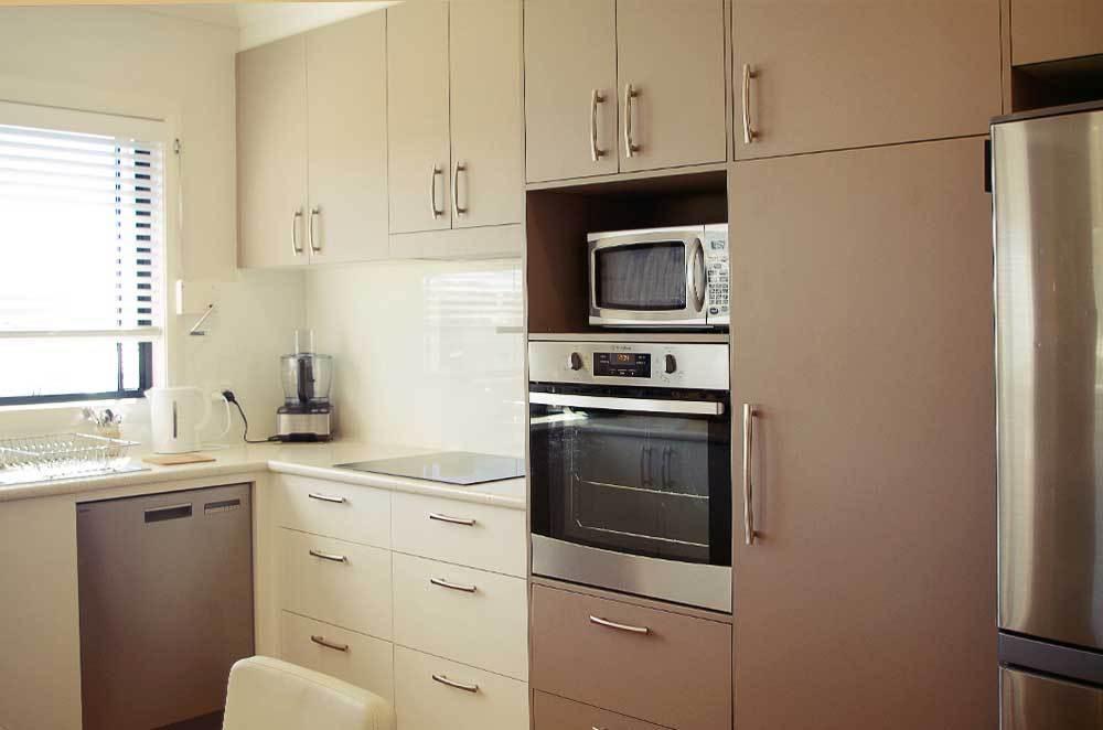 Retirement Villa kitchen 116 Mid North Coast