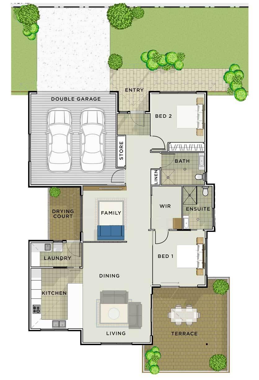 Retirement villa for Sale, NSW, The Santorini