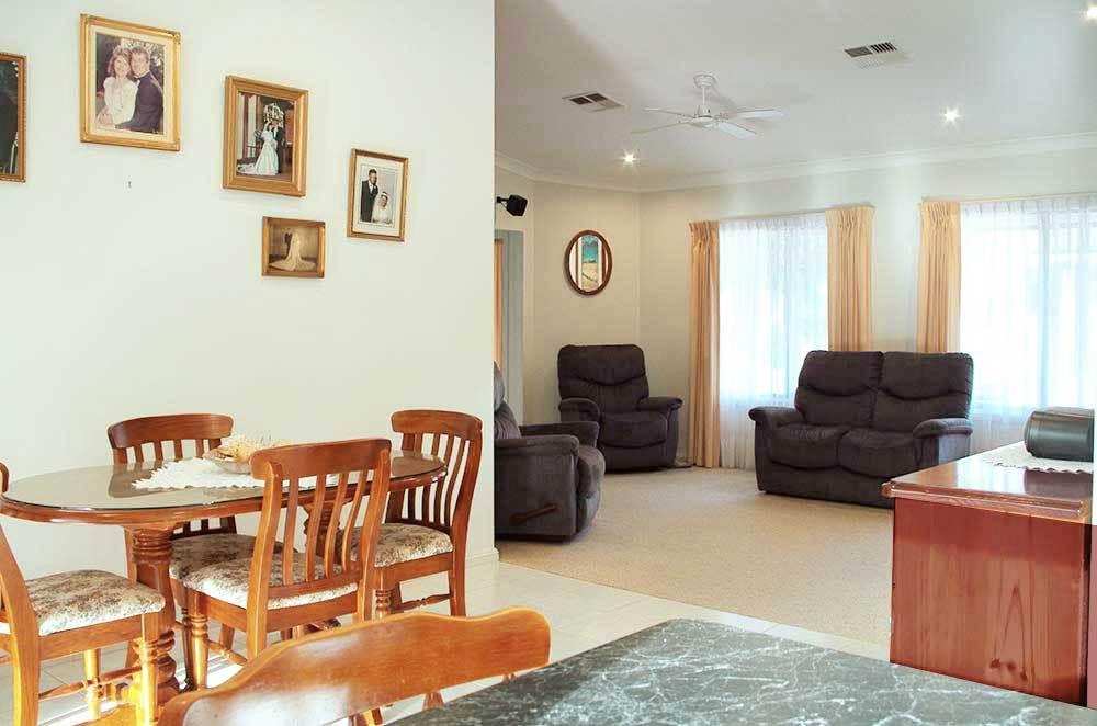 Retirement Village Villa 7 Lounge Mid North Coast