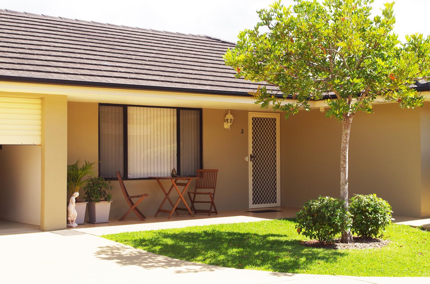 Halliday Shores Villa 2A