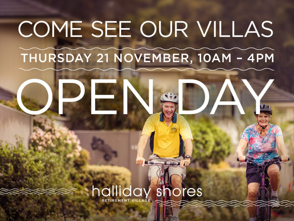 Open Day Nov
