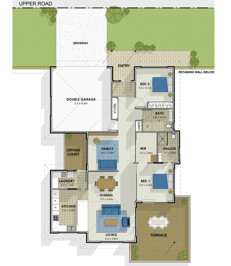 Halliday Villa 181