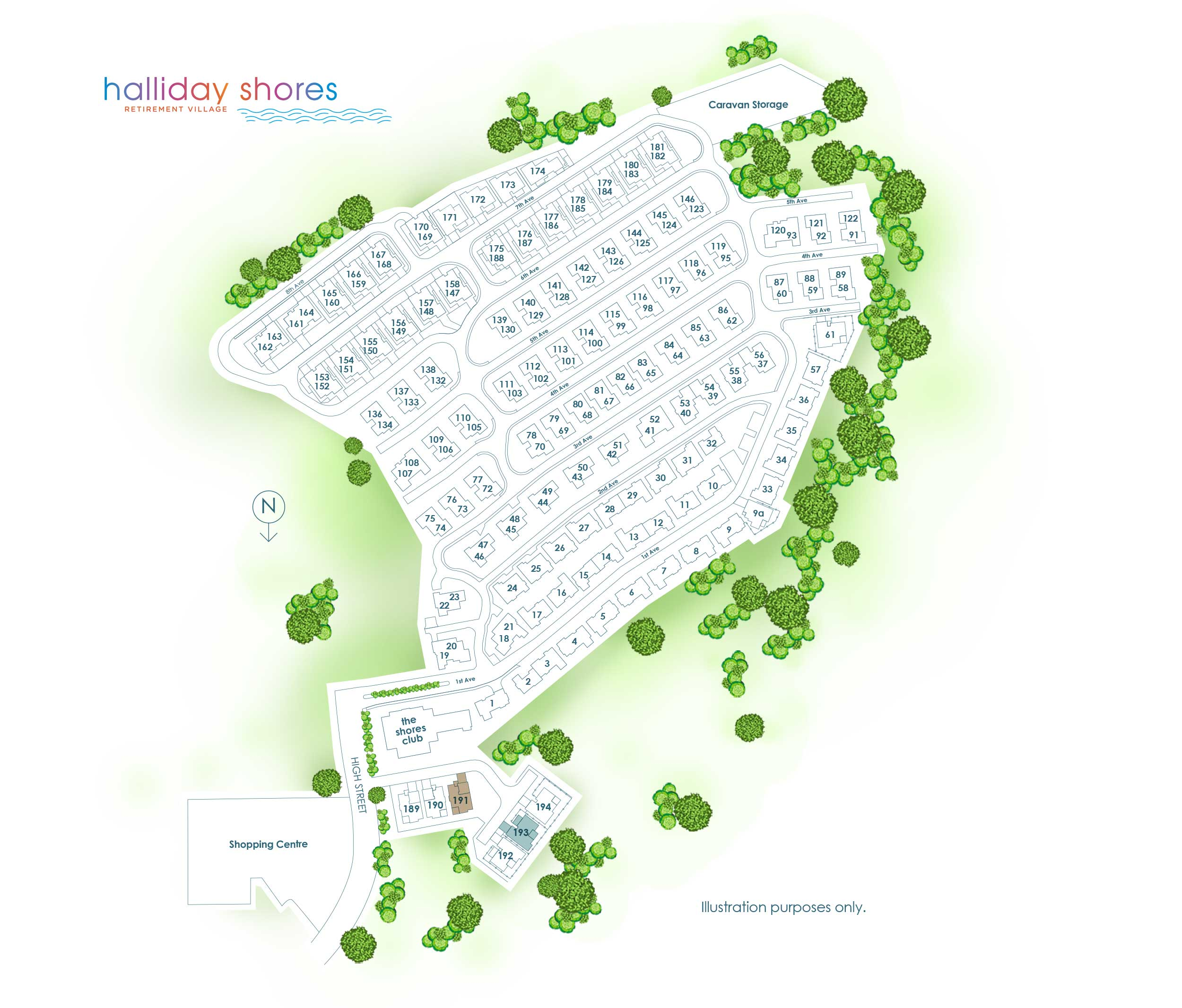 halliday_shores_site_plan